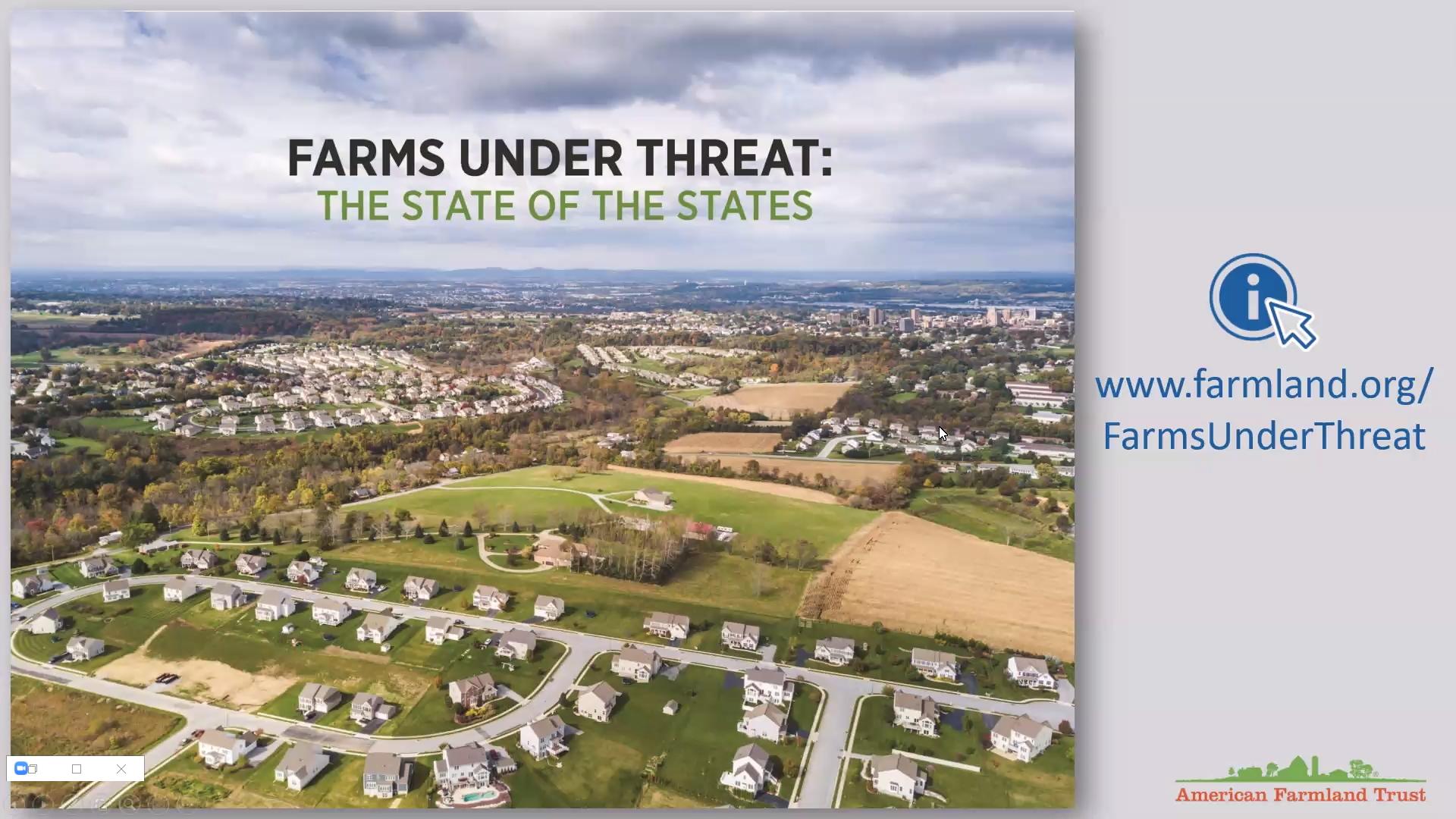 AFT Farms Under Threat